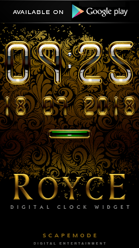 【免費個人化App】Next Launcher Theme ROYCE-APP點子
