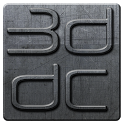 DigiClock 3D LWP icon