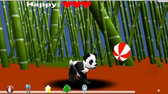 My Pet Panda AD version - screenshot thumbnail