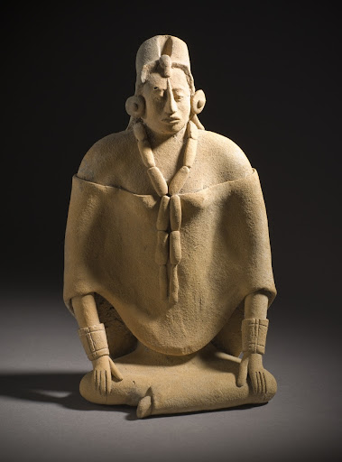 Whistle in the Form of Female Figure