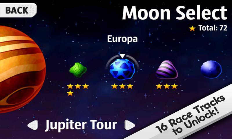 Lunar Racer screenshot #3