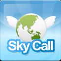 무료국제전화 스카이콜 – 미국 중국 캐나다 무료통화 logo