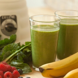 Double Green Smoothie.
