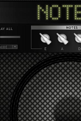Bass Tuner- screenshot