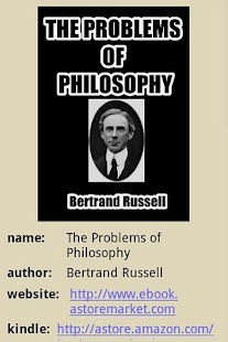 The Problems of Philosophy - screenshot thumbnail