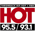 Hot 95.5/93.1 icon
