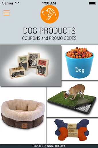 Dog Products Coupons - I'm In