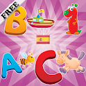 Spanish Alphabet Game for Kids icon