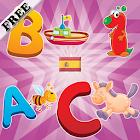 Spanish Alphabet Game for Kids icon