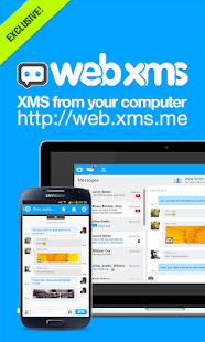 eBuddy XMS - screenshot thumbnail