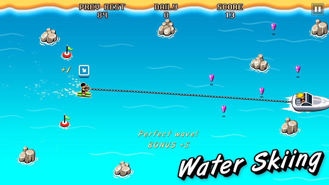 Beach Games- screenshot
