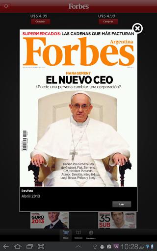 【免費商業App】Forbes Argentina-APP點子