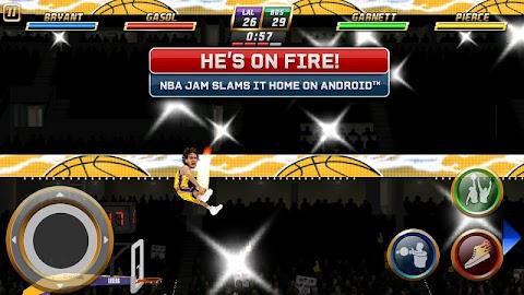 NBA JAM  by EA SPORTS™ Screenshot 1