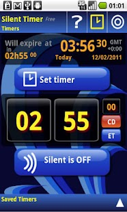 Silent Mode Timer - screenshot thumbnail