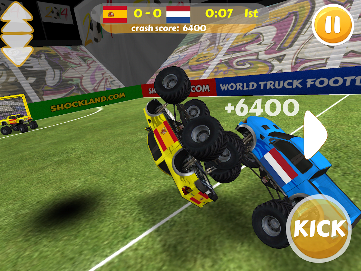 World Truck Ball 2014 - screenshot
