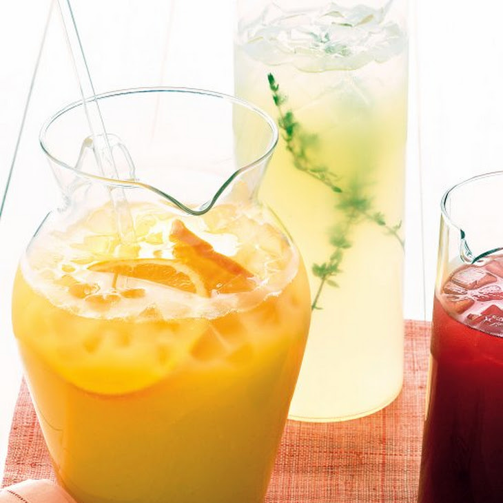 Tropical Ginger Punch Recipe