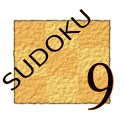 Sudoku 9 icon