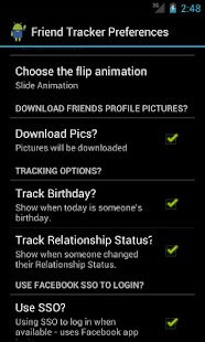 Friend Tracker (Facebook) - screenshot thumbnail