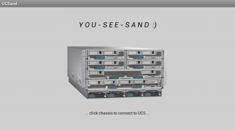 UCSand- screenshot