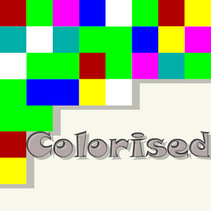 Colorised for PC and MAC