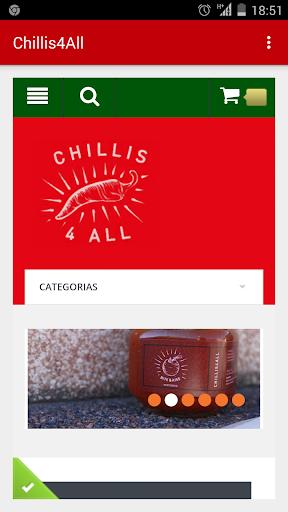 Chillis 4 All Salsas Picantes
