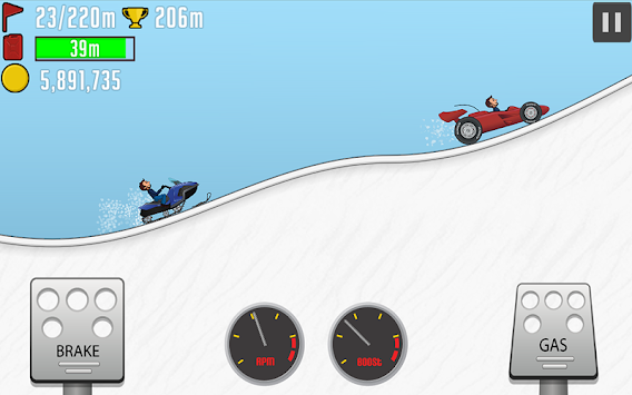 Hill Racing PvP APK screenshot thumbnail 24