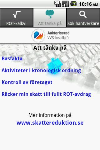 ROTavdraget - screenshot