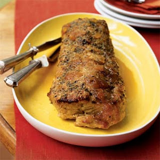 Simply Roasted Pork.