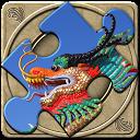 FlipPix Jigsaw – Dragons