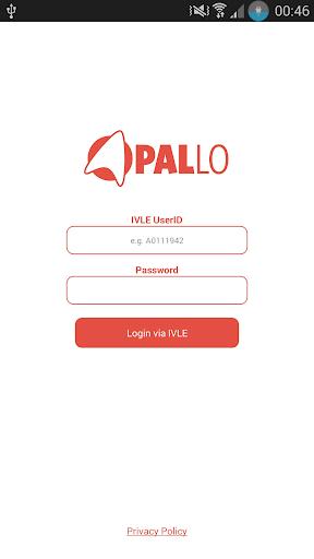 Apallo: NUS Social App