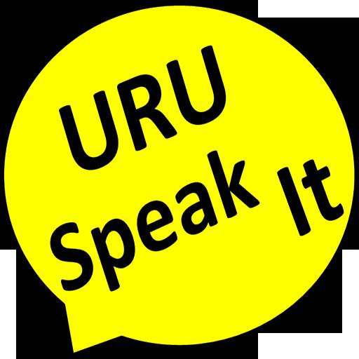 URU Speak it LOGO-APP點子