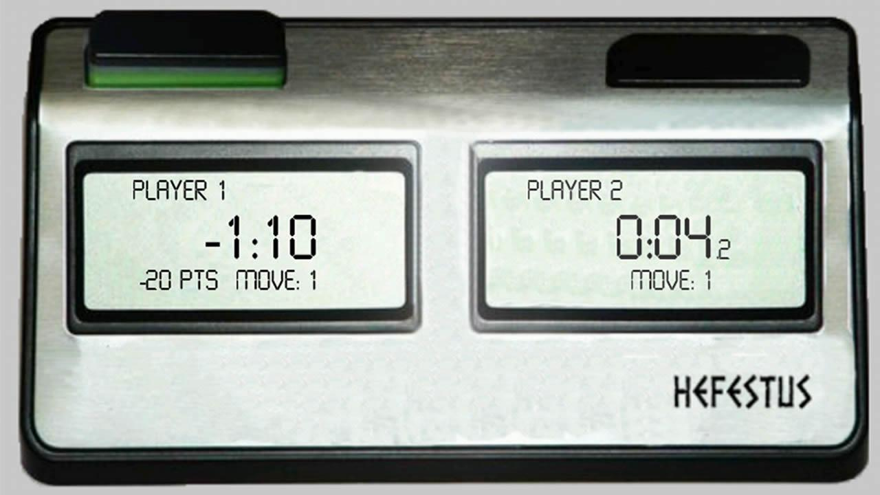 Real Chess Clock- screenshot