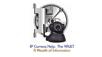 Screenshot of IP Camera VAULT