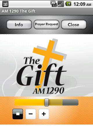 AM 1290 The Gift - screenshot