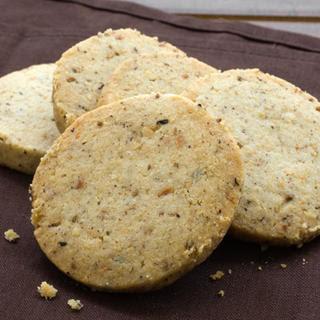 Hazelnut-Anise Cookies