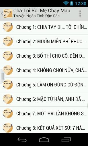 Cha Toi Roi Me Chay Mau Full