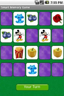 Smart Memory Game - screenshot thumbnail
