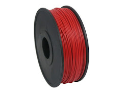 Red ABS Filament - 3.00mm
