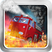 Fire Truck-Kids Game:Rush Hour