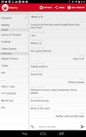 FireChat Screenshot 20