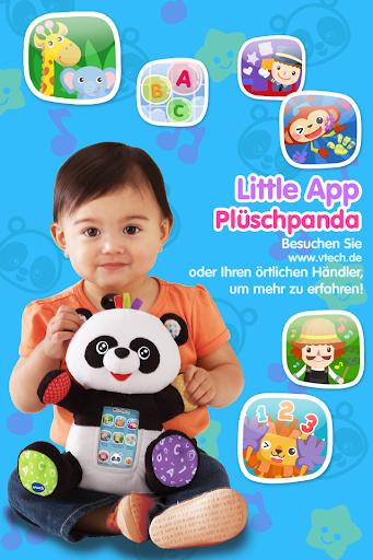 Little App Plüschpanda DE
