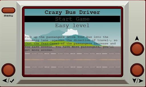 Crazy Bus Driver