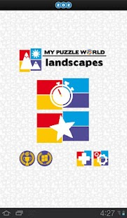 Landscapes Puzzle – MPW- screenshot thumbnail