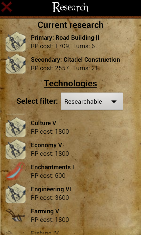 Rising Empires Premium screenshot #8