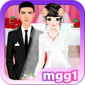 Fashionista Wedding Dress Up icon