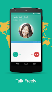 Talkray - Free Calls and Text- screenshot thumbnail
