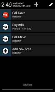 ReNotify Notification Maker - screenshot thumbnail