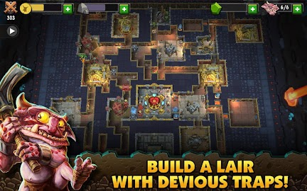 Dungeon  Keeper Screenshot 2