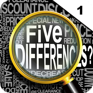Five Differences? vol.1 for PC and MAC