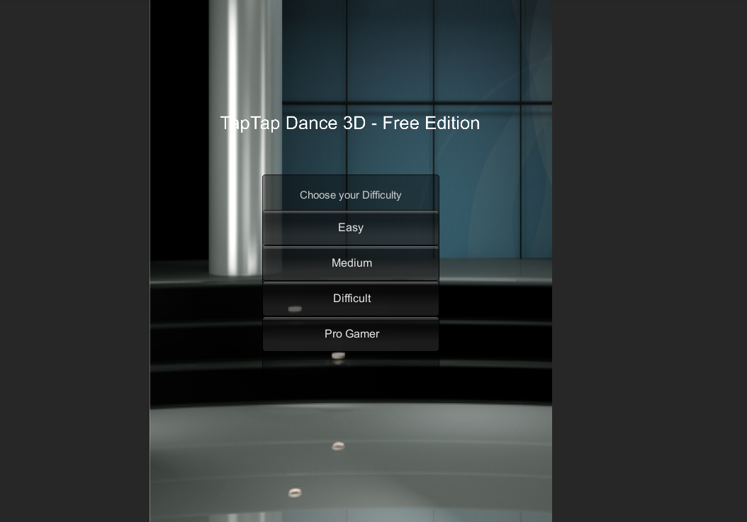 TapTap Dance 3D Free Edition- screenshot